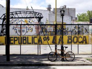 La Bocca : entre la France et l'Argentine.